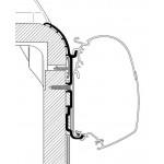 Kiinnityssarja Bürstner Ixeo T680, 4,0m